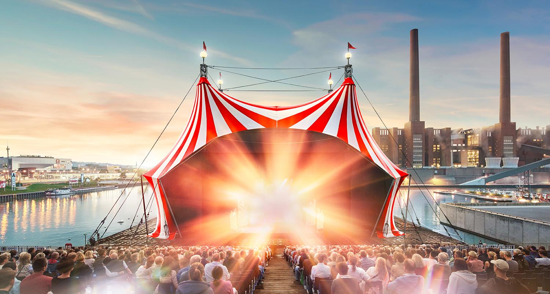 Cirque noveau Sommerfestival in der Autostadt c) Autostadt GmbH