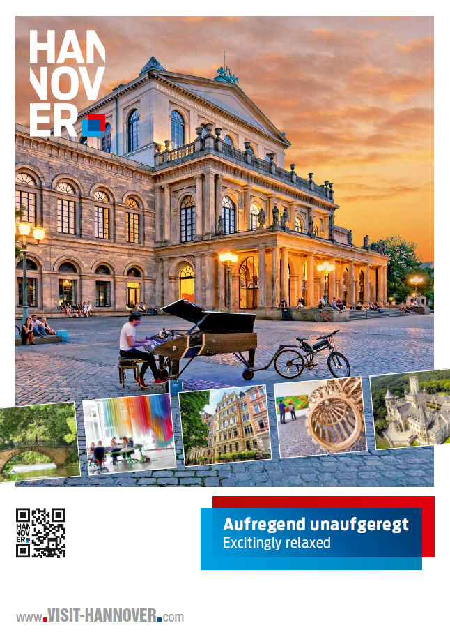 Titelpagina brochure Hannover